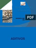TECNOLOGIA DEL CONCRETO ADITIVOS.docx