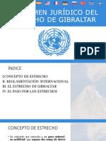 Regimen Juridico Del Estrecho de Gibraltar