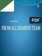 Birthday Demo