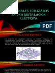Materiales Para Instalaciones Eléctricas