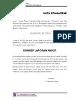 Daftar Isi Konsep Laporan Akhir Database Jaringan Irigasi