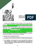 2. Marcuse. La Dialectica Del Principio Del Placer y El Principio de Realidad