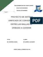 Proyecto de Conversion