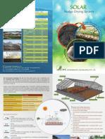 Solar Sludge Drying System by SFC International
