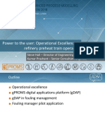 Hall Power to the User - Operational Excellence in Refinery Preheat Train Operation