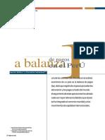 Balanza de Pago en Peru