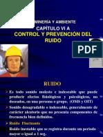 Cap via. Control Del Ruido