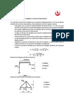 Aplicación Del Teorema de Castigliano a Estructuras Hiperestáticas(2)