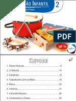 Musicalização Infantil 2
