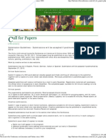 2011 Call for Papers