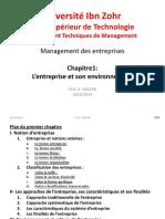 Management Chapitre 1 (Complet)