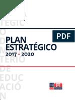 Plan Estratégico MINERD (PDF) 15diciembre2017