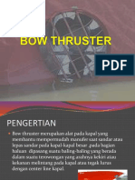 Bow Truster