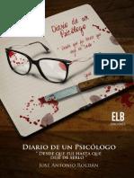 Diario de Un Psicologo - Jose Antonio Roldan