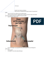 Analysis Case Orthopaedics Pro Exam