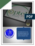Final PTCL Project