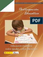 258 Educación Inclusiva Todos Iguales, Todos Diferentes