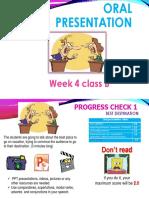 Oral Presentation Best Desntination