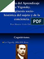 La Teoría Del Aprendizaje de Vigotsky (1)
