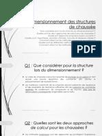 Dimensionnement Et Entretien Des Chaussées - Approches de Dimensionnement Des Chaussées - Approche Empirique