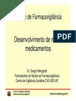 Desenvolvimento de Novos Medicamentos