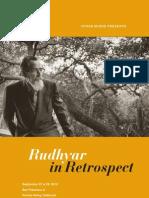 Rudhyar In Retrospect