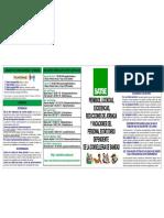 Resumen Permisos, Licencias y Vacaciones Personal Conselleria Sanidad