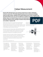 01. Experion MX Caliper Measurement PIN