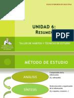 Unitad 6-Resumen