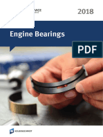 Gleitlager Engine Bearings Coussinets Cojinetes de Fricción Подшипников Скольжения 51679