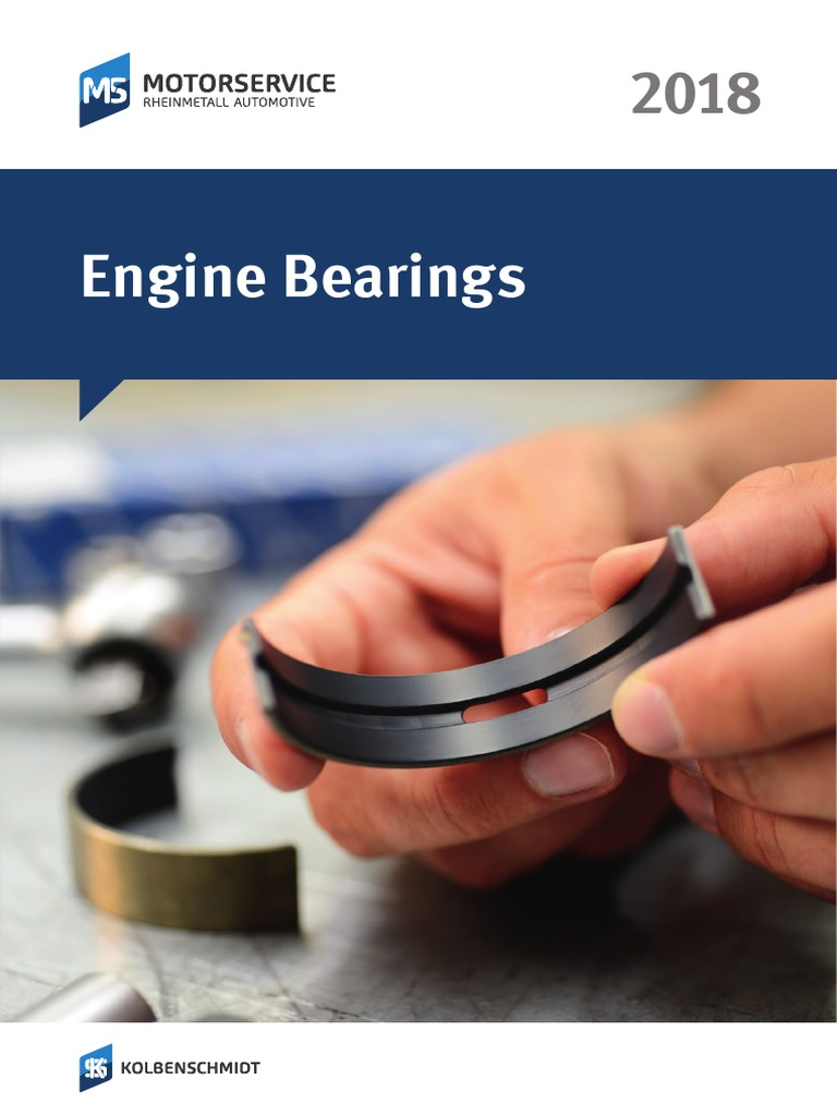 KOLBENSCHMIDT ENGINE BIG END BEARINGS 77 965 600
