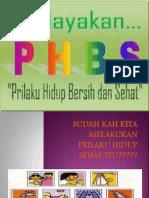 persentation PHBS