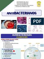 4ta Clase - Glicopeptidos Lipoglicopeptidos Bacitracina Daptomicina Polimixinas Aminoglicosidos
