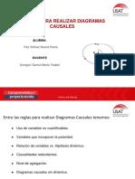 Reglas Para Realizar Diagramas Causales