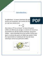 La masse volumique des grains solides .pdf