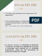 Derecho Constitucional II