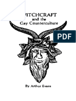 Arthur Evans - Witchcraft and the Gay Counterculture.pdf