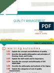 Unit 1 Quality Management Best