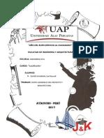 Analisis de Albañileria