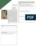 Guía El Velorio Del Angelito 6to