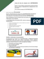 Funciones y Obligaciones de Área de Compras