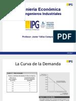 20170505 Clase 5 Ingenieria Economica