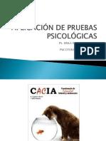 13va. clase de pruebas psicométricas.pptx