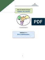 Módulo 14 - Ética Empresarial