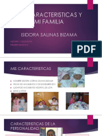 Presentacion Isidora Salinas Bizama