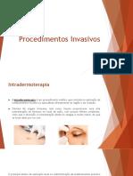 Procedimentos Invasivos