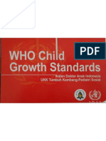 WHO Growth Standards