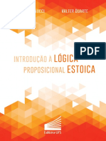 Livro Introducao a Logica Proposicional