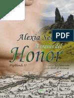 A Traves Del Honor - Alexia Seris