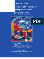 ICCH14 Abstract Book